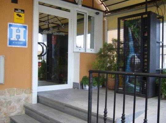 Фотографії готелю: Hostal Restaurante Casa Grande