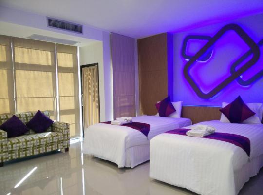 Hotel foto: Phitsanulok United
