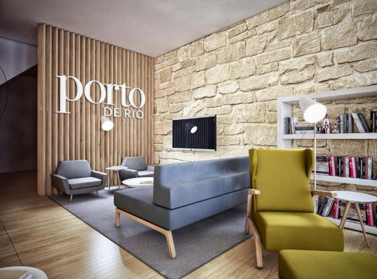 Otel fotoğrafları: Porto de Rio