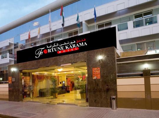 Képek: Fortune Karama Hotel