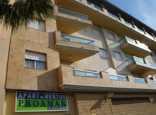 Hotel bilder: Apartamentos Proamar