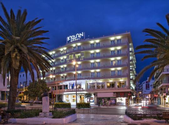 Képek: Kydon The Heart City Hotel
