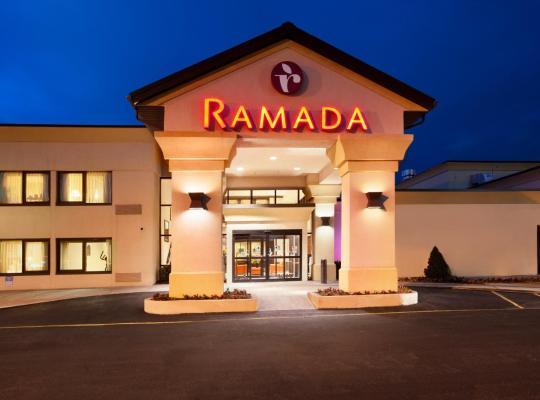Фотографии гостиницы: Ramada by Wyndham Newark/Wilmington