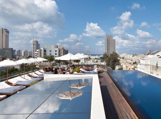 Foto dell'hotel: The Norman Tel Aviv