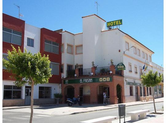 Viesnīcas bildes: El Faisan C&R Hotel