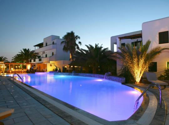 Фотографии гостиницы: Corali Hotel Ios