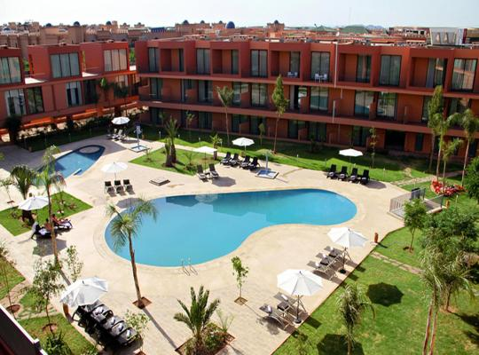 Viesnīcas bildes: Rawabi Hotel & Spa-All Inclusive Available