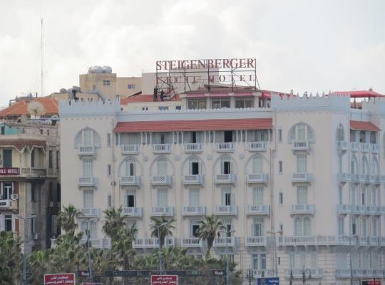Képek: Steigenberger Cecil Hotel Alexandria