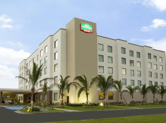 Хотел снимки: Courtyard by Marriott Panama Metromall
