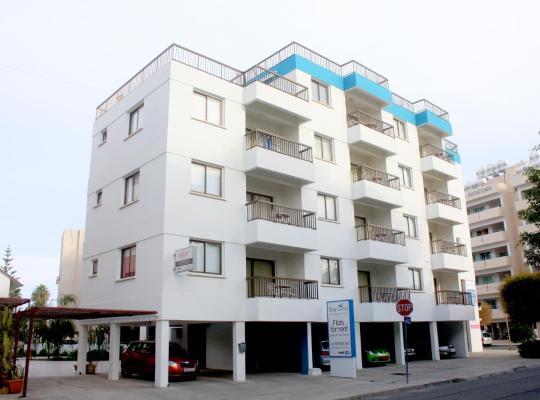 Хотел снимки: StayCentral Larnaca