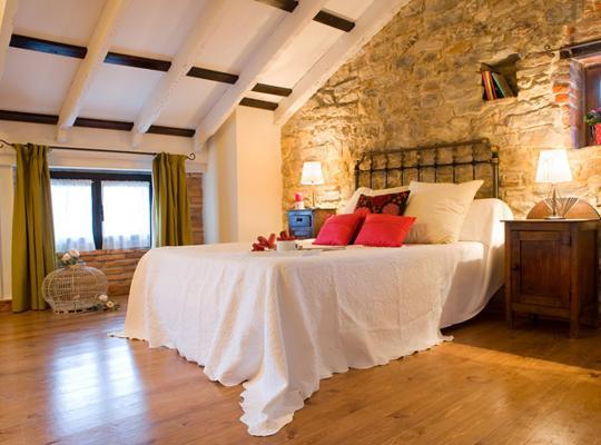 Otel fotoğrafları: Posada Santa Ana