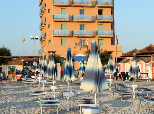 酒店照片: Abbazia Club Hotel Marotta
