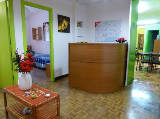 Hotel fotografií: Residencia Universitaria San Marius- Diagonal