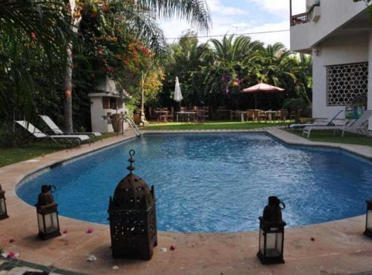 Otel fotoğrafları: Riad Alhambra