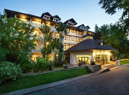 ホテルの写真: Eurasia Chiang Mai Hotel