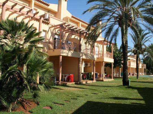 Otel fotoğrafları: Retiro Park II - Serviden