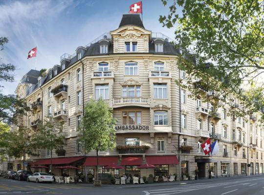صور الفندق: Small Luxury Hotel Ambassador Zurich