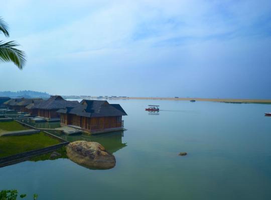 Viesnīcas bildes: Poovar Island Resort