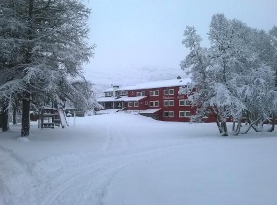 Hotel fotografií: Vatnahalsen Høyfjellshotell