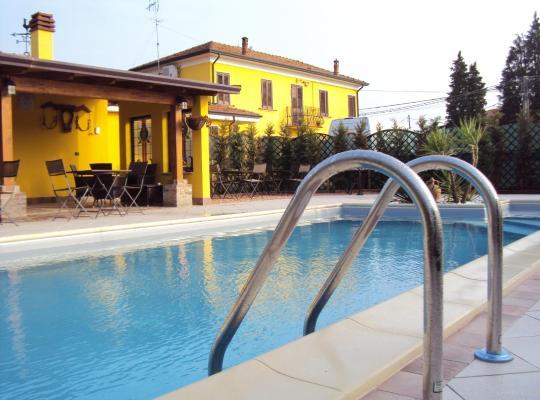Hotellet fotos: Casa di Campagna B&B La Corte