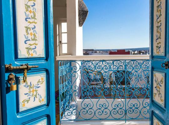 Хотел снимки: Hôtel Emeraude Essaouira