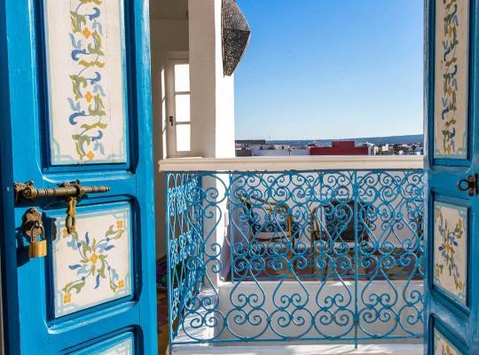 Hotelfotos: Hôtel Emeraude Essaouira