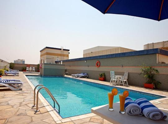 Viesnīcas bildes: Rose Garden Hotel Apartments - Barsha