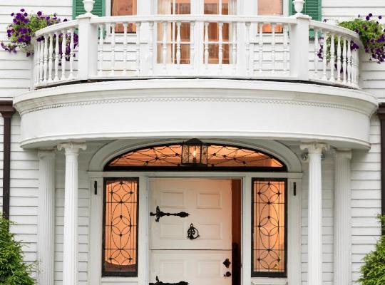 Хотел снимки: Hampton Terrace Inn