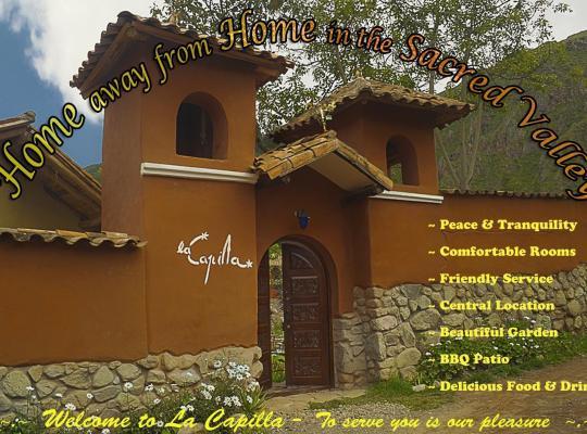 Hotellet fotos: La Capilla Lodge