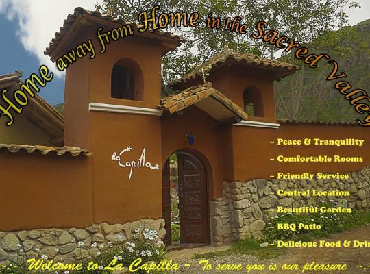 Fotografii: La Capilla Lodge