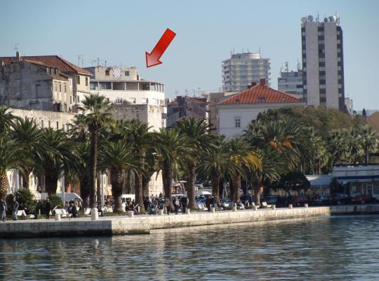 Hotellet fotos: Diocletian Apartments & Rooms