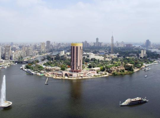 ホテルの写真: Sofitel Cairo Nile El Gezirah