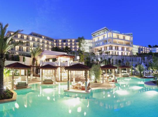 Hotel foto: Amfora Hvar Grand Beach Resort
