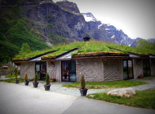 Hotel fotografií: Gudvangen Fjordtell & Apartments