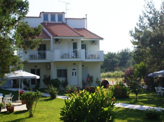 Képek: Villa Iris