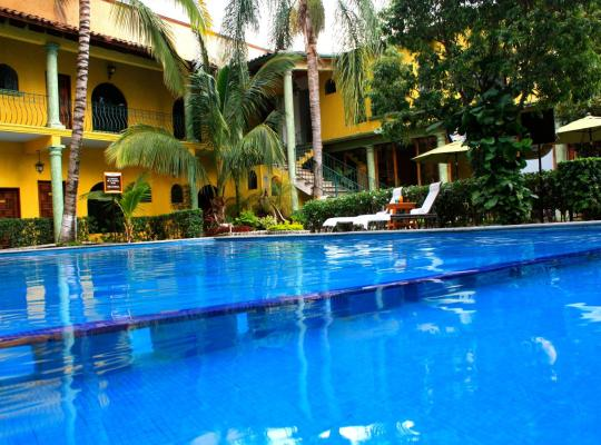 酒店照片: Hotel Oaxtepec