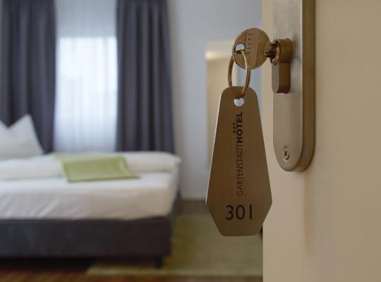 Fotos do Hotel: Gartenstadt Hotel