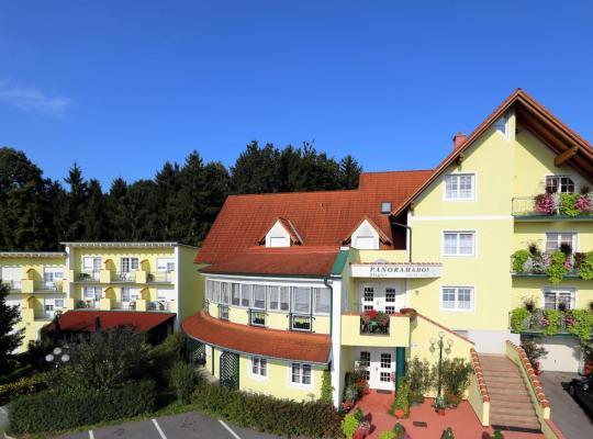 Хотел снимки: Panoramahof Ziegler