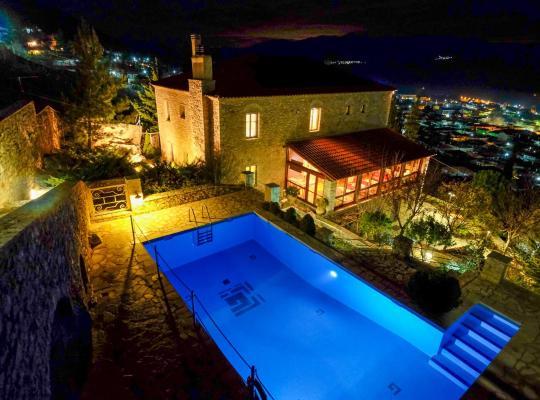 Otel fotoğrafları: Kyriaki Guesthouse