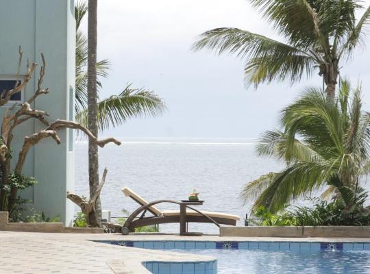 Otel fotoğrafları: Cowrie Shell Beach Apartments