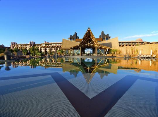 Хотел снимки: Lopesan Baobab Resort