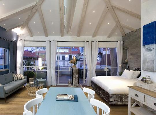 Foto dell'hotel: Molcho Neve Tzedek Apartments by Master