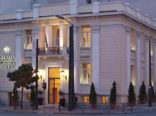 Viesnīcas bildes: Acropolis Museum Boutique Hotel