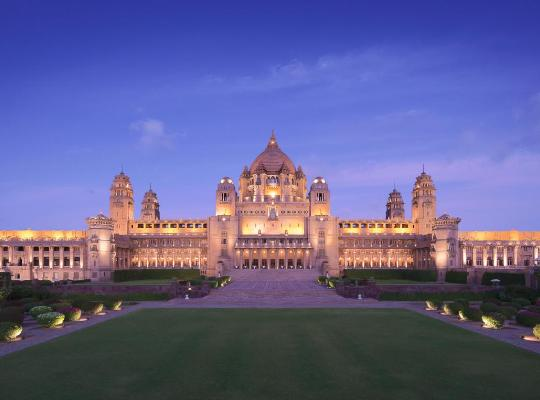 Viesnīcas bildes: Umaid Bhawan Palace