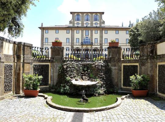 Hotelfotos: Villa Tuscolana Park Hotel
