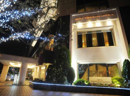 Zdjęcia obiektu: Hotel Yokohama Garden