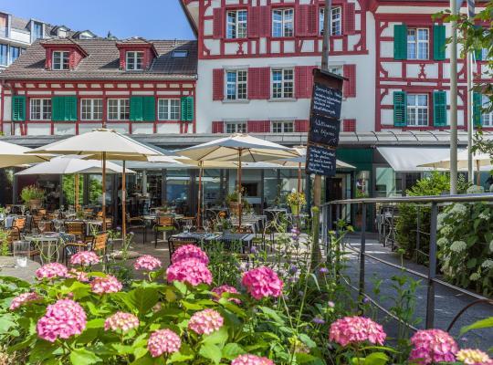 Fotografii: Hotel Hofgarten Luzern