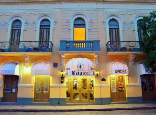 Фотографии гостиницы: Boutique Hotel Belgica