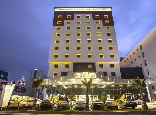 酒店照片: Teymur Continental Hotel