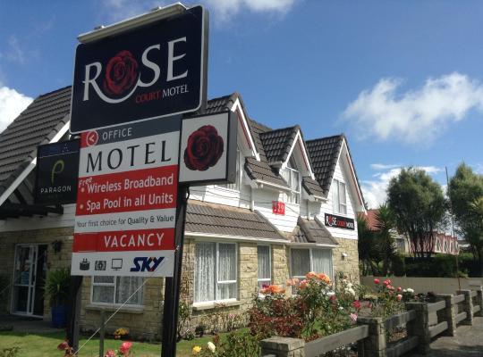 Otel fotoğrafları: Rose Court Motel